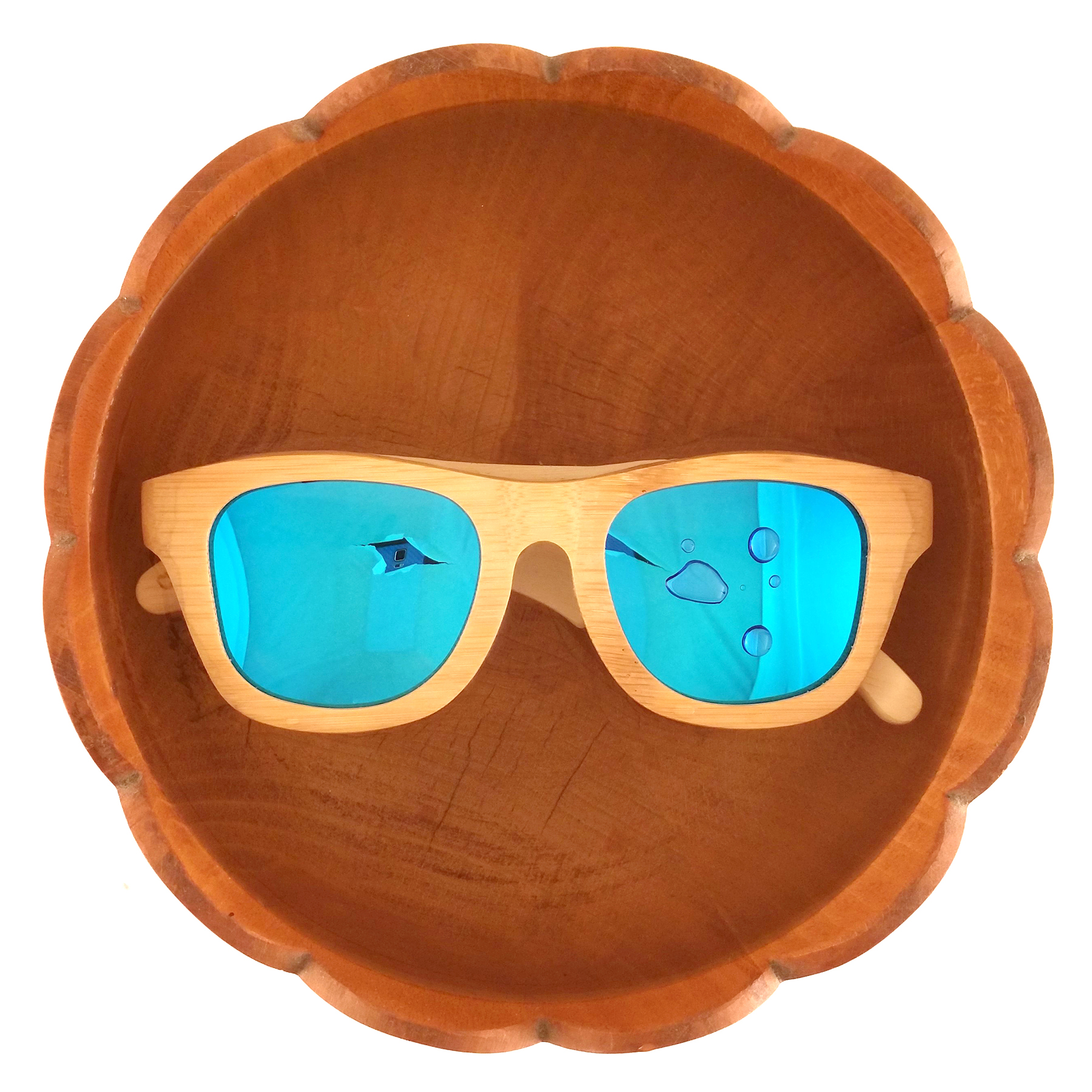 blue designer sunglasses  sunglasses 69 bamboo